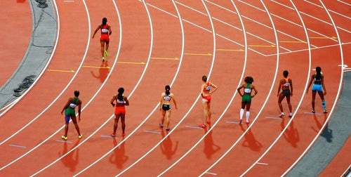 Things You Should Learn From Olympic Athletes