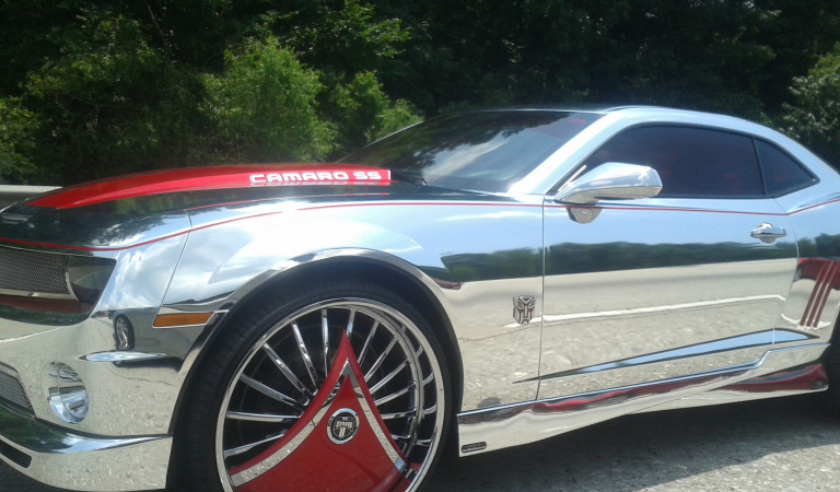 Pimping Your Ride: Car Rims