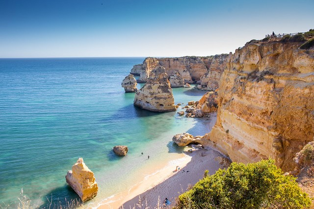 Beaches of Portugal: 4 Relaxing Spots to Go from Faro