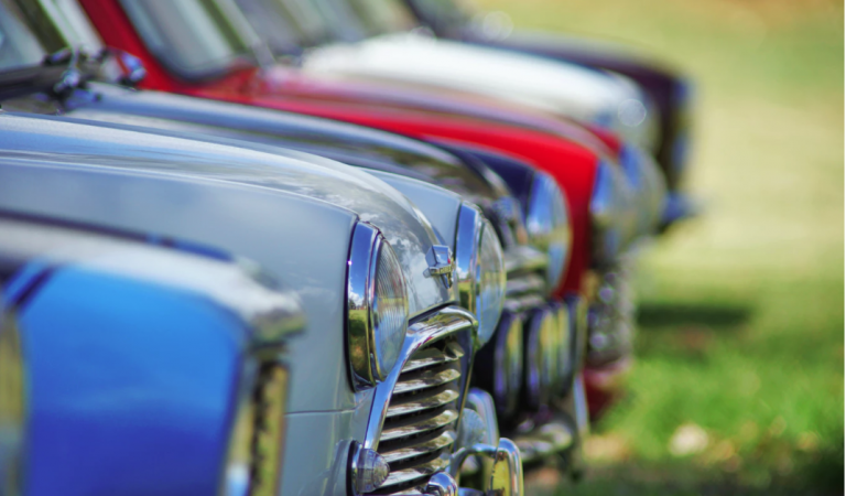 4 Tips for Giving Your Car a Vintage Look