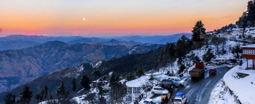 Tour to Shimla