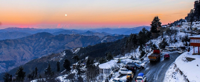 Tour to Shimla
