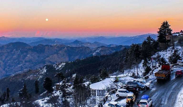 "Factors that Mark Shimla as the ""Queen of Hill Stations"""