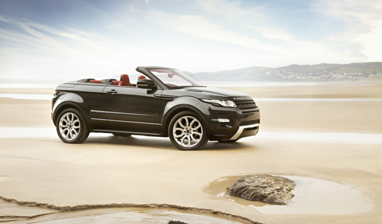 Relaxing Weekend: 5 Convertibles for a Luxury Road Trip