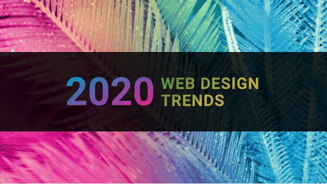 Top 6 E-Commerce Web Design Trends Set to Grow in 2019-2020