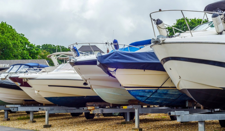 Know how to take care of your boat storage unit before reserving!