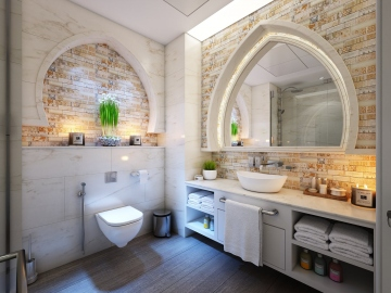 Elements Should have in Your Modern Bathroom