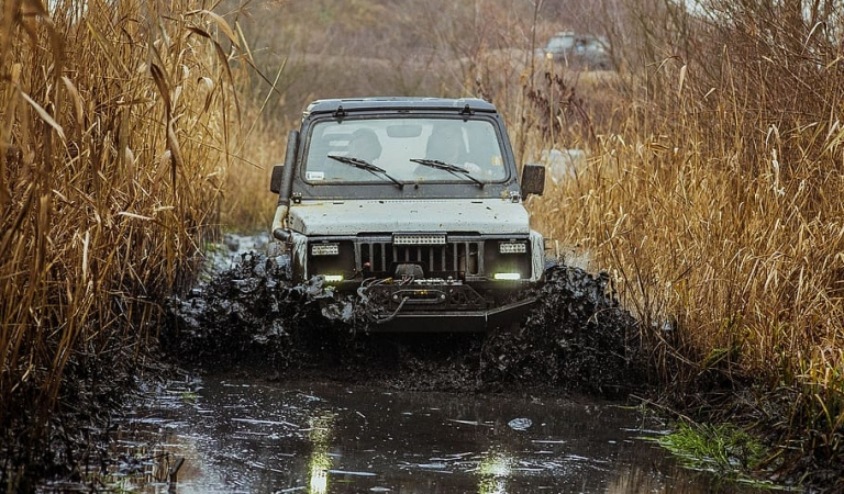 SUV Cars: 7 Off-Road Characteristics that Really Matter